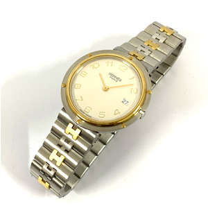 エルメス クリッパー メンズ腕時計