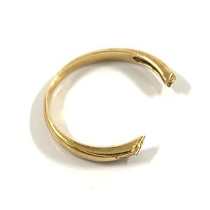 9金 壊れた指輪