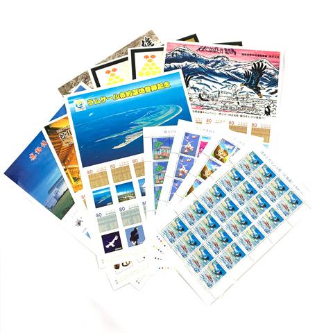 80円 記念切手シート