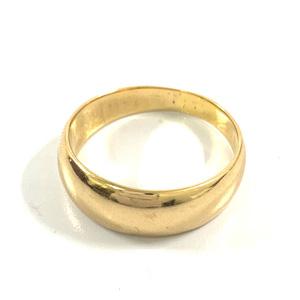 K18 金の指輪