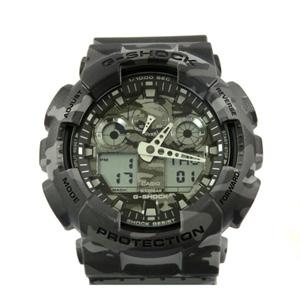 カシオ 腕時計 G-SHOCK GA-100CM