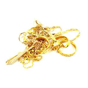 K18 指輪 ネックレス
