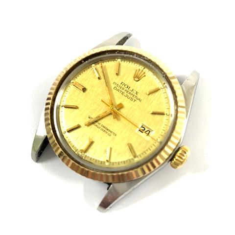 ロレックス 腕時計 コンビ 1601 ジャンク品