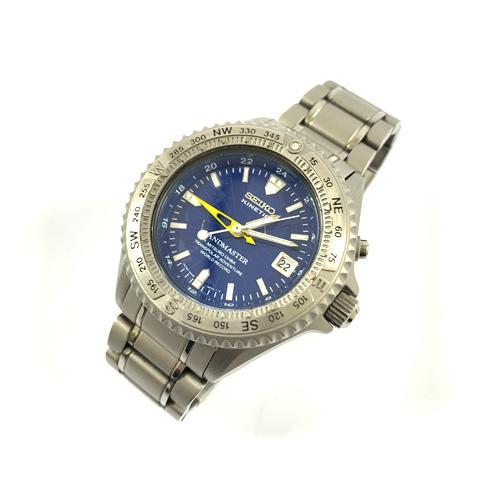 セイコー 腕時計 ランドマスター 5M45-6A01