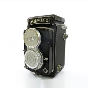 AIRESFLEX アイレスフレックス 二眼カメラ