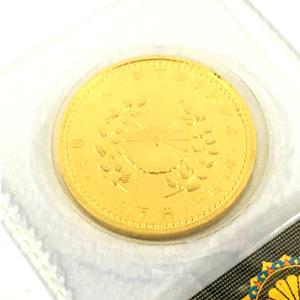 純金 平成五年 皇太子殿下御成婚記念 五万円金貨