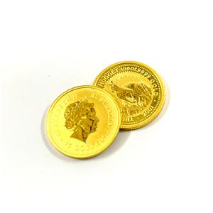 純金 K24 オーストラリア カンガルー金貨