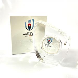 2019 ラグビーワルドカップ 記念銀貨