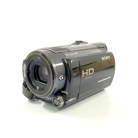 SONY ソニー ビデオカメラ ハンディカム HDE-XR520V