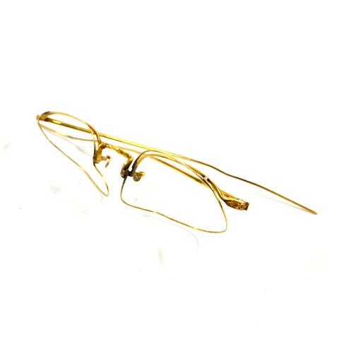 K18 750 眼鏡 メガネフレーム