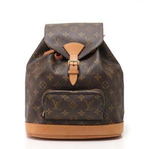 LOUIS VUITTON ルイヴィトン モンスリ バックパック リュックサック