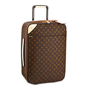 LOUIS VUITTON ルイヴィトン モノグラム キャリーバッグ 旅行バッグ ペガス