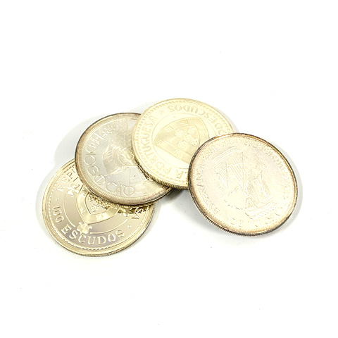 銀 シルバーコイン Ag925 SV925