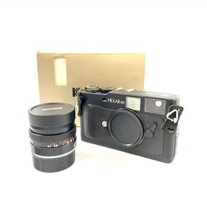 Konica HEZAR フィルムカメラ レンズセット