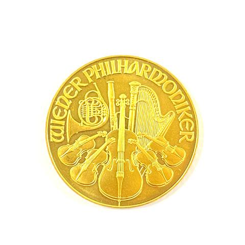 純金 K24 ウィーン金貨 1oz