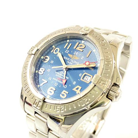 BREITLING ブライトリング メンズ 自動巻き 腕時計 コルト