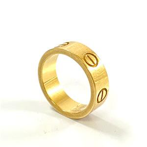Cartier カルティエ ラブリング 750 K18 指輪