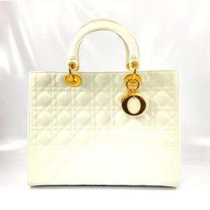 Dior ディオール レディディオールカナージュ ショルダーバッグ