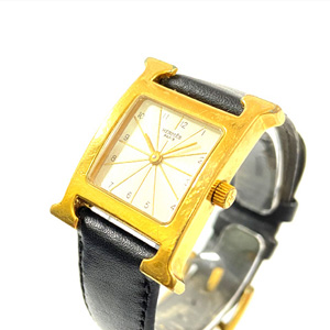 HERMES エルメス レディース 腕時計 Hウォッチ