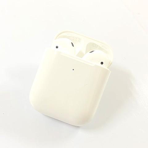 Apple アップル AirPods エアーポッズ ワイヤレスイヤホン