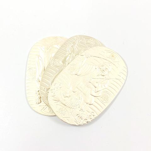 純銀 シルバー 小判 レプリカ