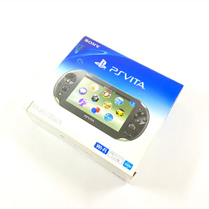 PS Vita プレイステーション ポータブルゲーム機