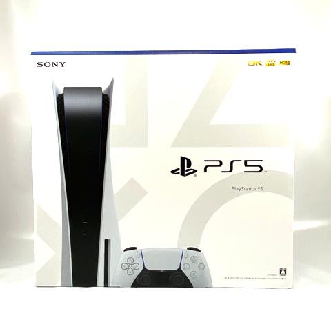 PlayStation5 プレイステーション ゲーム機本体
