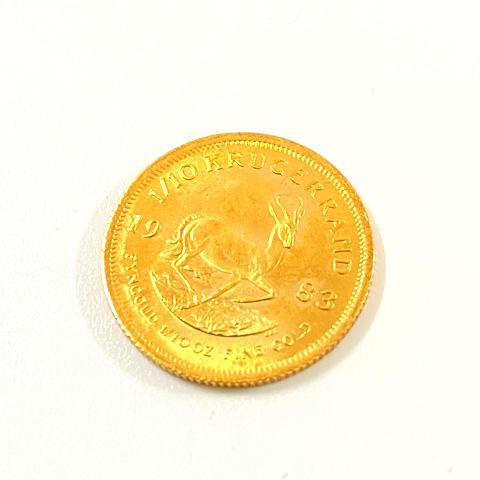 K22 916 クルーガーランド金貨 南アフリカ共和国 硬貨