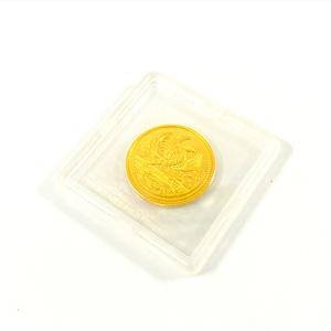 純金 K24 天皇陛下御在位二十年記念 一万円金貨