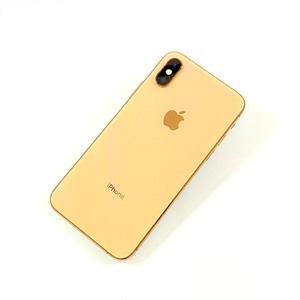 iPhone xs Gold SIMフリー 512GB 携帯電話 スマートフォン