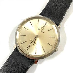 OMEGA オメガ レディース 手巻き デヴィル アンティーク時計
