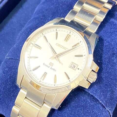 SEIKO セイコー グランドセイコー GS メンズ 腕時計 Qz