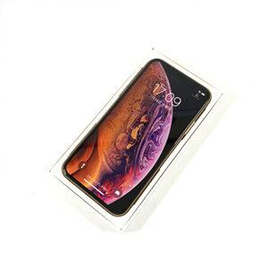 iPhone XS GOLD 64GB SIMフリーモデル 携帯電話 スマートフォン