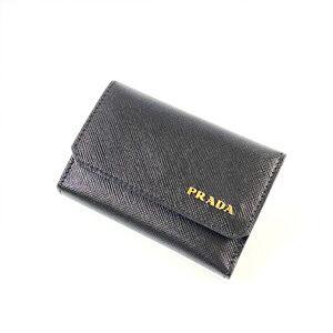 PRADA プラダ サフィアーノ レザー 6連 キーケース
