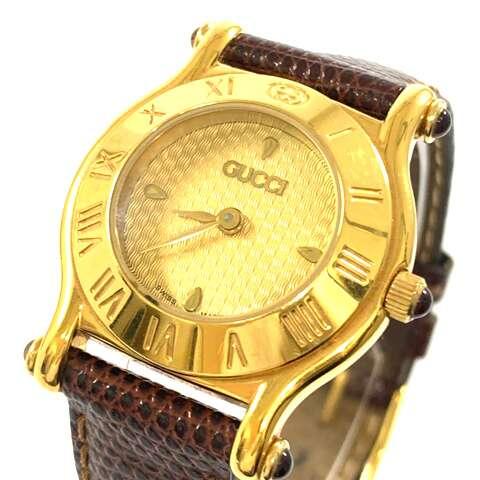 GUCCI グッチ レディース腕時計 オールド 6500L Qz