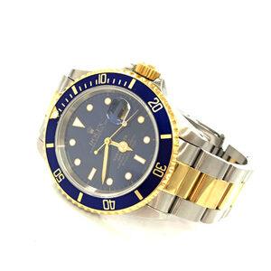ROLEX ロレックス 16613 サブマリーナ メンズ腕時計